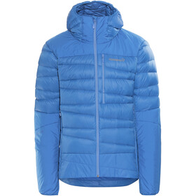 Norrøna Falketind Down750 Hood Jacket Men Hot Sapphire